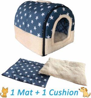 casita para perros pequeños