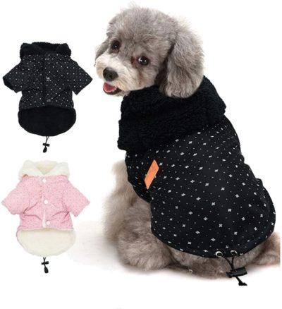 sueter de invierno para perro pequeño o mediano