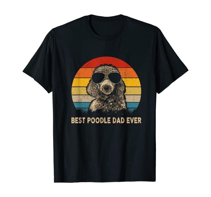 Camiseta vintage dad poode