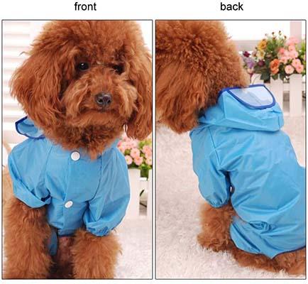 Chubasquero para la lluvia color azul disponible. Haz clic en la imagen para comprar en Amazon al mejor precio.
